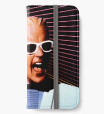 Max Headroom iPhone Wallet/Case/Skin