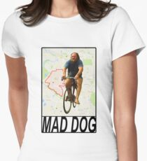Mad Dog Women's Fitted T-Shirt