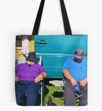 Lazy Sunday afternoon Tote Bag