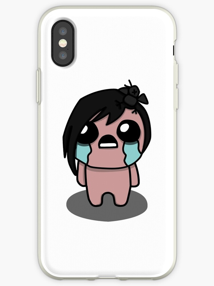'The Binding Of Isaac Character - Eve' iPhone Case by Trick6
