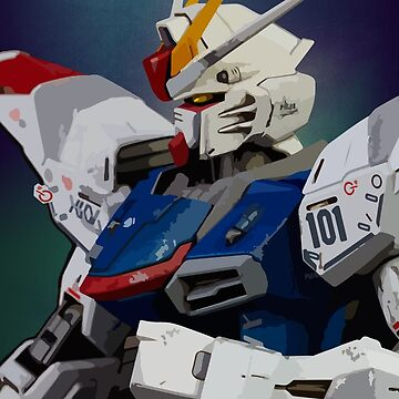 Freedom Gundam by iacon