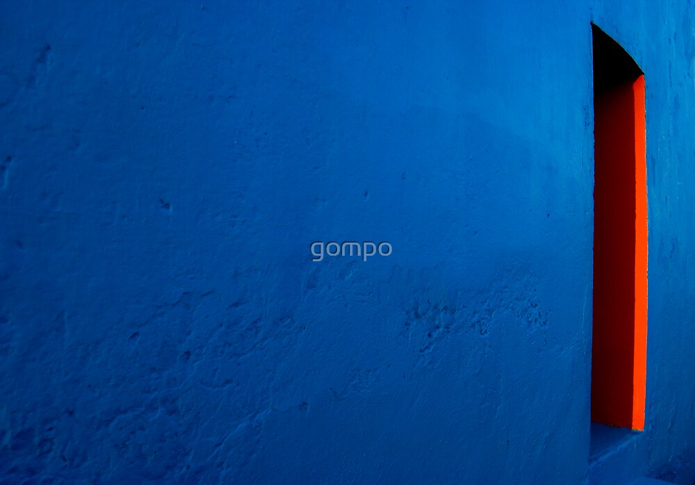 passage by gompo