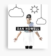 Dan Howell Give You Joyness Metal Print