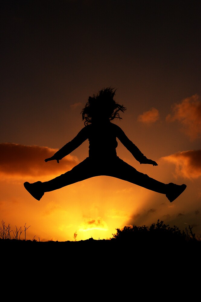 Jump for Joy by Deidre Cripwell