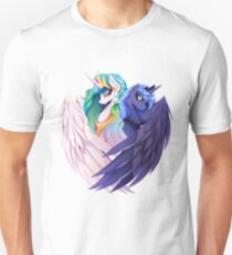 Sisters of Canterlot Unisex T-Shirt