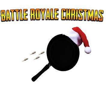 Playerunknowns Battleground Christmas by Huschild