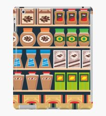 Supermarket Shelf iPad Case/Skin
