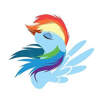 Rainbow Dash - FaceEdition by RarieDash