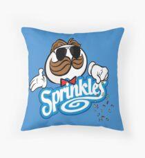 Sprinkles Throw Pillow