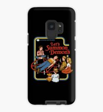Let's Summon Demons Case/Skin for Samsung Galaxy