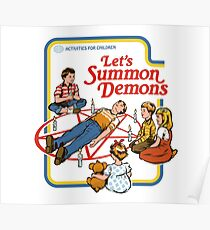 Let's Summon Demons Poster
