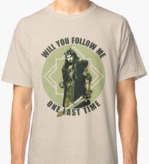 Will You Follow Me Classic T-Shirt