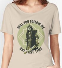 Will You Follow Me Women's Relaxed Fit T-Shirt