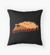 Thorin's Company Throw Pillow