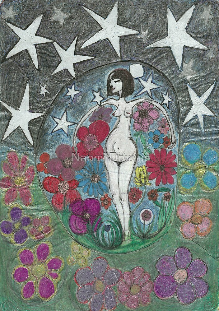 heavens embrace by Naomi Downie