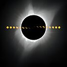 Total Eclipse of the Sun - August 2017 by Owed To Nature
