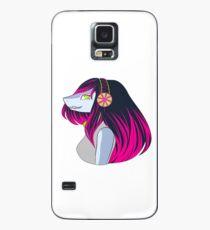Mayhem Shark Girl Case/Skin for Samsung Galaxy