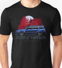 Forest Warrior. Forester STI Unisex T-Shirt