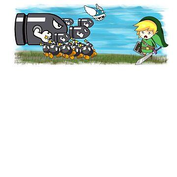Link Boom by Niculaiu