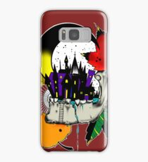 Neotraditional Samsung Galaxy Case/Skin