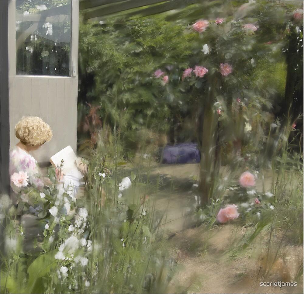 a la Bloomsbury by scarletjames
