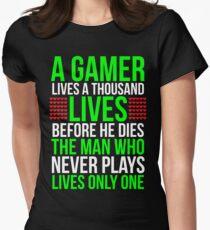 Gamer Lives Funny Video Games T-shirt T-Shirt