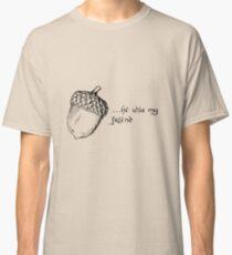 Bilbo Thorin Acorn Classic T-Shirt