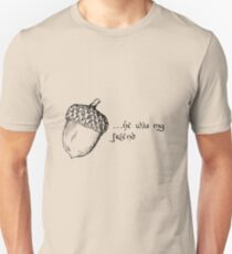 Bilbo Thorin Acorn T-Shirt
