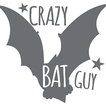 Crazy Bat Guy by jazzydevil