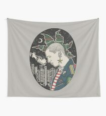 Longing for Christmas Wall Tapestry
