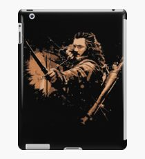 BARD THE BOWMAN iPad Case/Skin