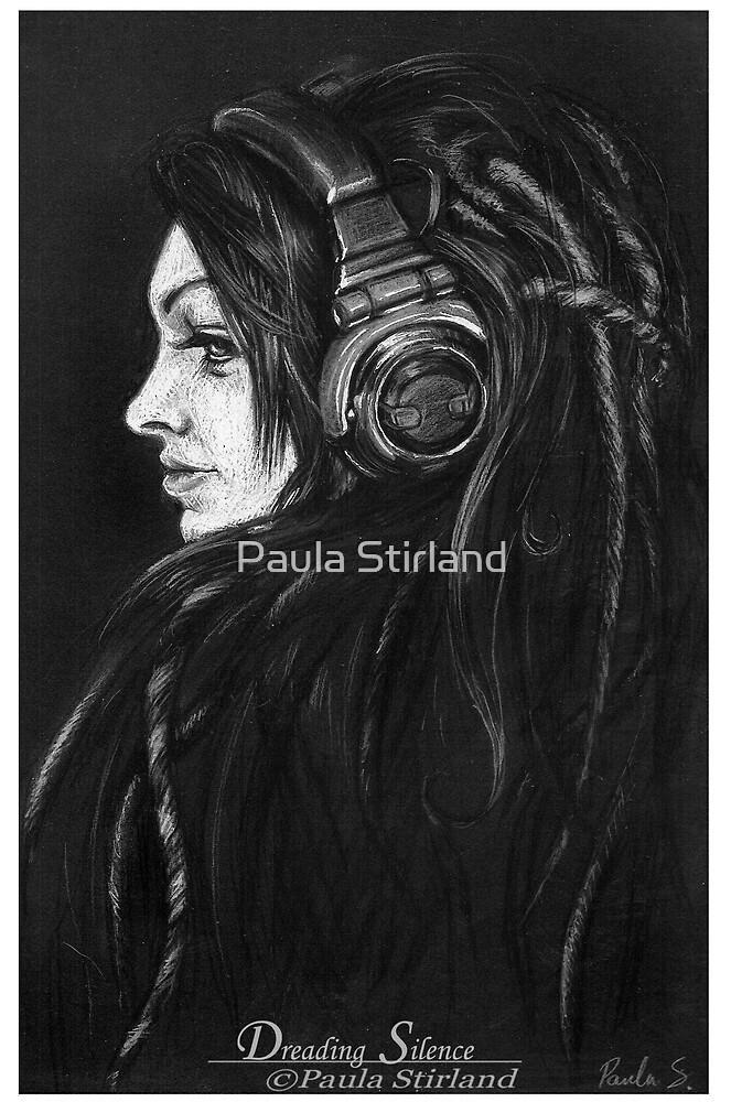 Dreading Silence by Paula Stirland