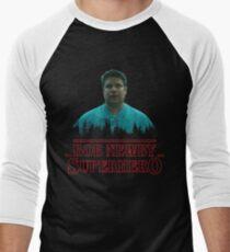 Stranger Things - Bob Newby Superhero T-Shirt