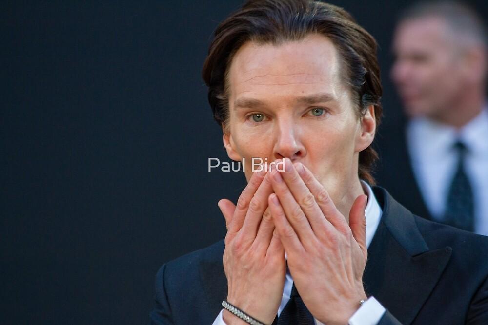 Benedict Cumberbatch by Paul Bird