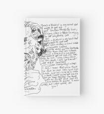 Charles Bukowski  Hardcover Journal
