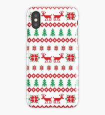 Traditional Christmas iPhone Case