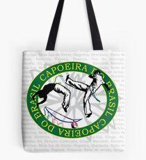 Capoeira Brazil Tote Bag