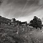 Penallt Old Church by stefoncox