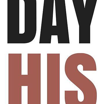 SUNDAY HIS DAY - LDStreetwear by LDStreetwear