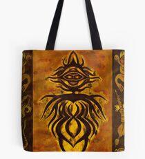Afrikanische Göttin. Pagan Wicca Art. Tote Bag