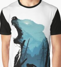 The Revenant Bear Graphic T-Shirt