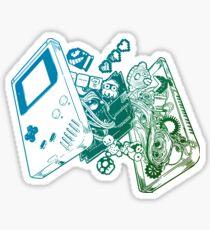 #Retro #Gaming Sticker