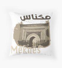 Meknes Throw Pillow