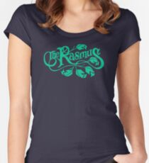 The Rasmus QT980 New Product Women's Fitted Scoop T-Shirt