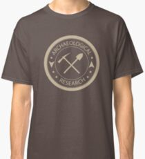 archaeological research Classic T-Shirt