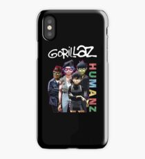 Ape Music Humanz iPhone Case/Skin