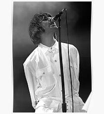 Liam Gallagher Knebworth  Poster
