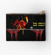 You shall not pass! Studio Pouch