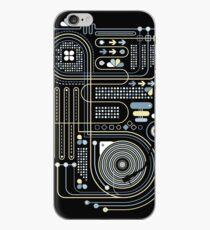 Circuit 02 iPhone Case