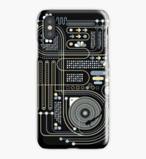 Circuit 02 iPhone Case/Skin